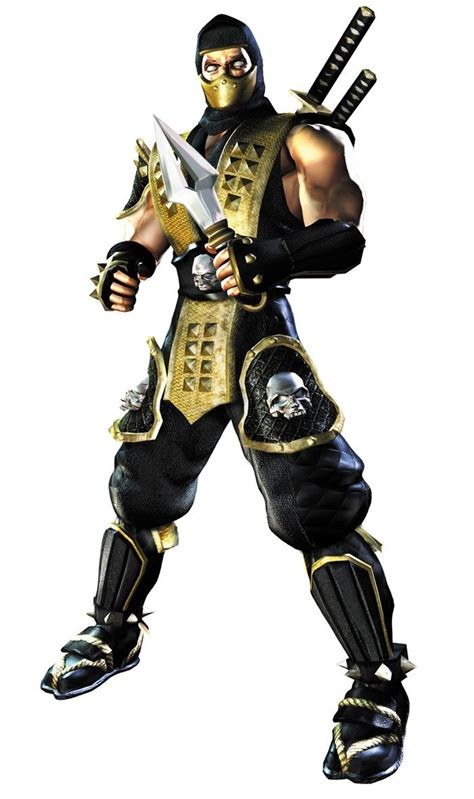 Mortal Kombat Characters Scorpion Pic 4 Video Games