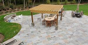 Concrete Patio - Patio Ideas, Backyard Designs and Photos