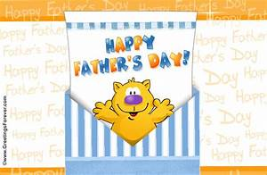 Surprise envelope for a special father, Father's Day, ecards