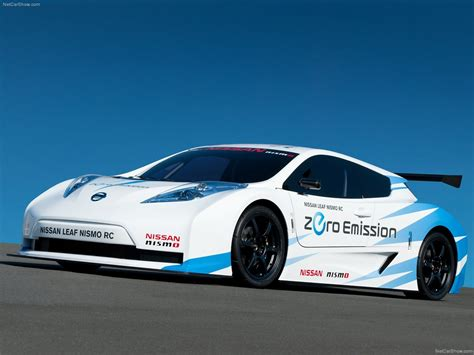 nissan leaf nismo rc concept car  catalog