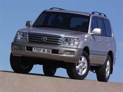 1998 Toyota Land Cruiser 100 Series  Car Review @ Top Speed
