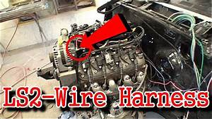 Ls2 Wiring Harnes For Engine