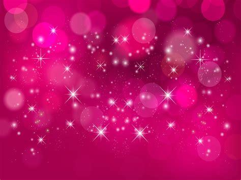 Pink Sparkle Background Pink Sparkles Background Vector Graphics
