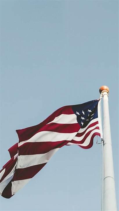 Flag 4k American Wallpapers Iphone Mobile Pixelstalk