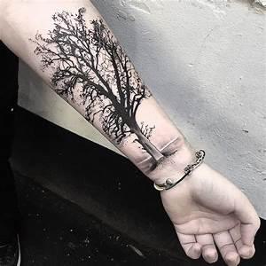 Baum Tattoo Bedeutung : 1001 ideen f r lebensbaum tattoo zum inspirieren und entlehnen tattoos lebensbaum tattoo ~ Frokenaadalensverden.com Haus und Dekorationen