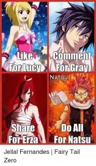 Fairy Tail Natsu Memes