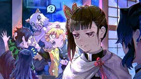 kimetsu  yaiba kanao tsuyuri characters