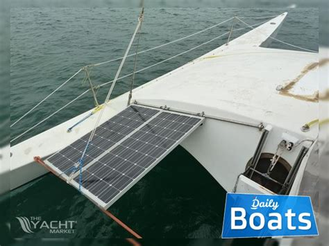 Trimaran Prices by Newick Tricia Trimaran For Sale Daily Boats Buy