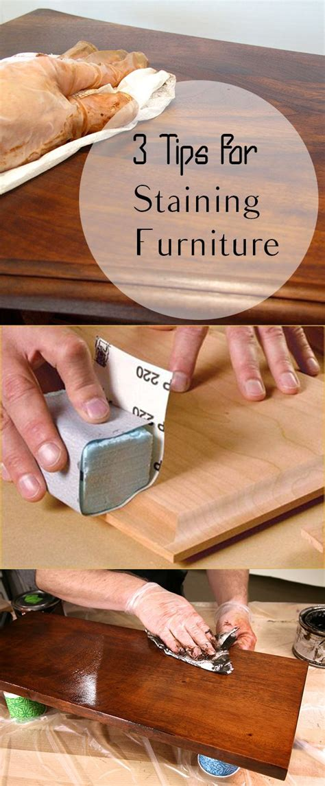 tips  staining furniture woodworking woodworking