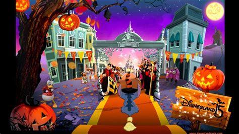 Disney Halloween Wallpaper Backgrounds  Wallpaper Cave