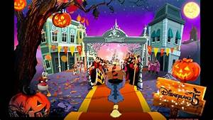 Disney Halloween Wallpaper Backgrounds - Wallpaper Cave