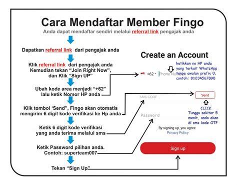 Indodax juga memastikan seluruh aset digital dan rupiah para user ada dalam kondisi aman. CARA DAFTAR FINGO