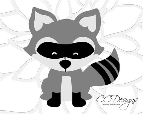 My goal is to always keep hello svg free for personal and commercial use, but running a popular free download site can get costly. Cute Baby Raccoon SVG Files Woodland Animal Cut Files | Etsy