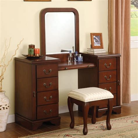 vanity table set with lights bedroom vanity sets with lighted mirror tags fabulous