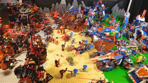 Lego Nexo Knights Battlefield Update With Season 1 & 2