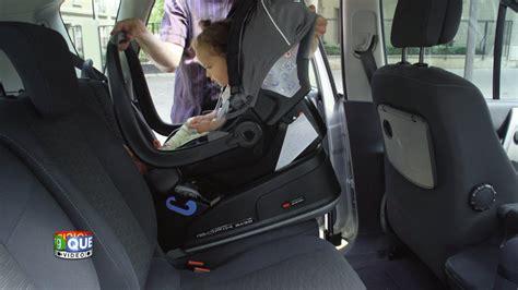 comment bien utiliser siège auto groupes 0 et 0