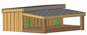INSULATED DOG HOUSE PLANS, 15 TOTAL, DOUBLE DECKER DOG ...