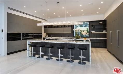 Million Newly Built Contemporary Mansion  Beverly
