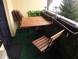 Balkontisch Und Stühle : garten balkontisch klappbar und 4 st hle klappbar in ~ A.2002-acura-tl-radio.info Haus und Dekorationen