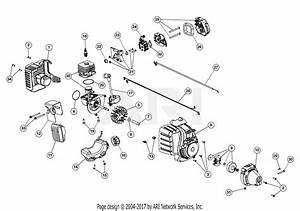 Mtd Ms2560 41adz22c768  41adz22c768 Ms2560 Parts Diagram
