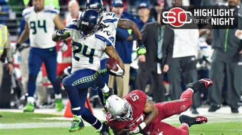 seahawks accumulate franchise record  yards  offense