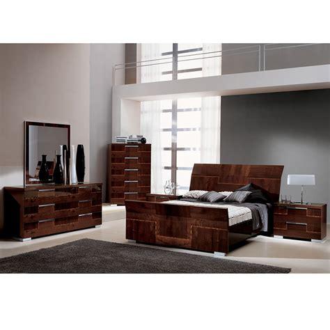 Pisa King Sleigh Bed Made In Italy  El Dorado Furniture