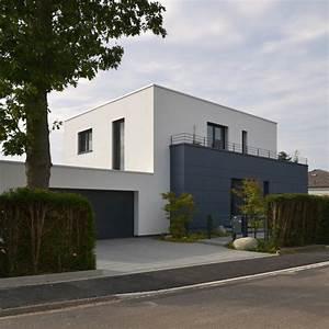Bauhaus Architektur Merkmale : architekt bauhaus villa n rnberg erlangen einfamilienhaus ~ Frokenaadalensverden.com Haus und Dekorationen