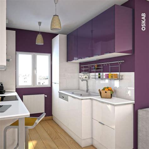 plan cuisine en parall e bien aménager sa cuisine les points clés bienchezmoi