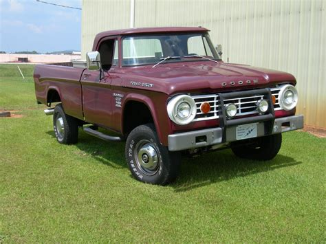 1967 Dodge Power Wagon by 1967 Dodge Power Wagon Overview Cargurus