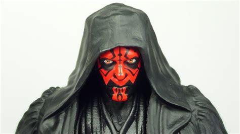 Star Wars Black Series Darth Maul 6 Inch Figure Review
