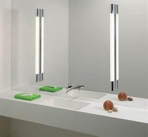 idees d39 eclairage de miroir pour la salle de bain With miroir led salle de bain