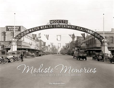 barnes and noble modesto modesto memories the early years by the modesto bee