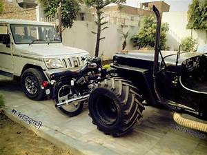 The gallery for --> Landi Jeep Bullet Ford Te Safari