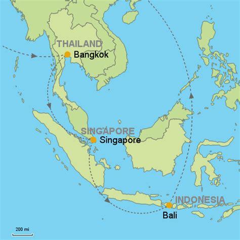 vol singapour bangkok trouver des idees pour voyager en asie