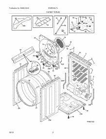 parts for electrolux eimed60lt0 dryer With electrolux dryer wiring diagram