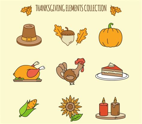 Thanksgiving Clip Free Thanksgiving Clipart And Autumn Vectors To Free