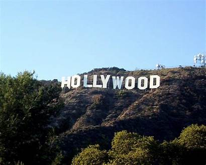 Hollywood Angeles Los Wallpapers Hills Sign Losangeles