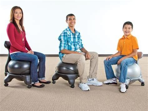 stability chairs physical activity in the classroom