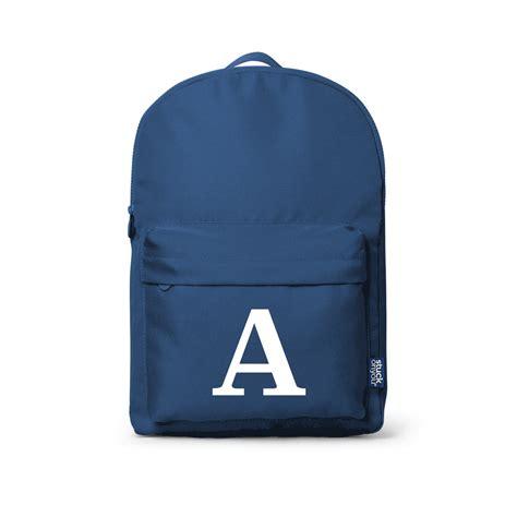 kids backpack  personalised  stuck