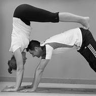 Partner Yoga Poses 2 People