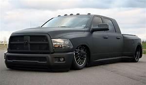 2012 Dodge Ram 3500 Dual Rear Wheel