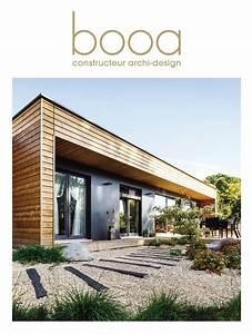 booa collection 2016 catalogue du constructeur francais de With plan de maison cubique 16 booa constructeur francais nouvelle generation