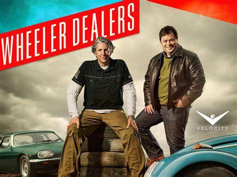 Watch Wheeler Dealers Season 11 | Prime Video