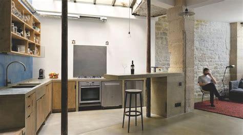 cuisine ouverte sur salon 30m2 cuisine ouverte sur sjour surface amnager une