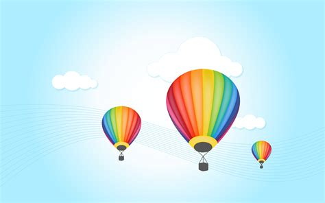 Animated Wallpaper For Air - air balloon background background labs