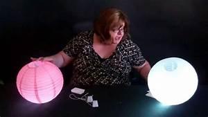 Paper, Lanterns, Lighting, -, Led, Lights, For, Round, Chinese, Lanterns