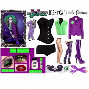 Joker Kostum Female Strenge Anzge Foto Blog 2017