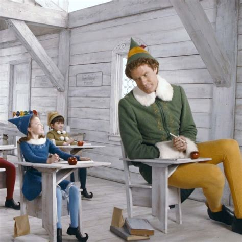 Christmas Elf Will Ferrell
