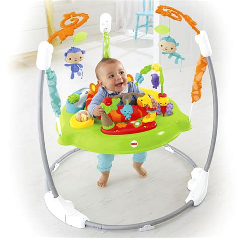siege cdiscount fisher price trotteur jumperoo jungle sons lumieres