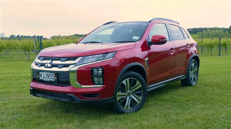 It is available in 2 colors, 2 variants, 1 engine, and 1 transmissions option: 2020 Mitsubishi ASX - Video Road Report   Company Vehicle ...